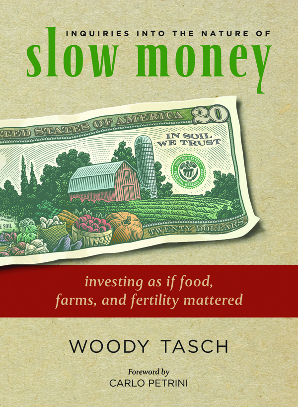 Cover of the book Inquiries into the Nature of Slow Money.