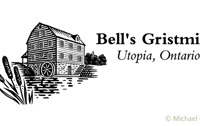 Bell's Gristmill logo